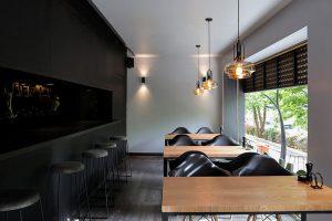 طراحی داخلی دُن کافه
