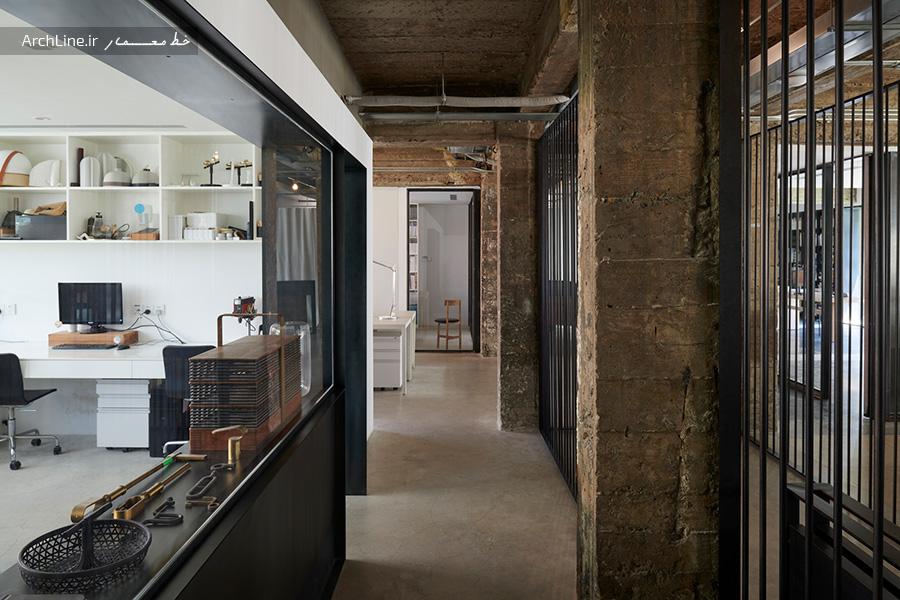طراحی دفتر مهندسی معماری