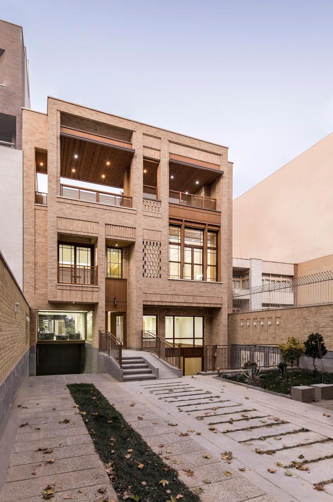 معماری عمارت نظر