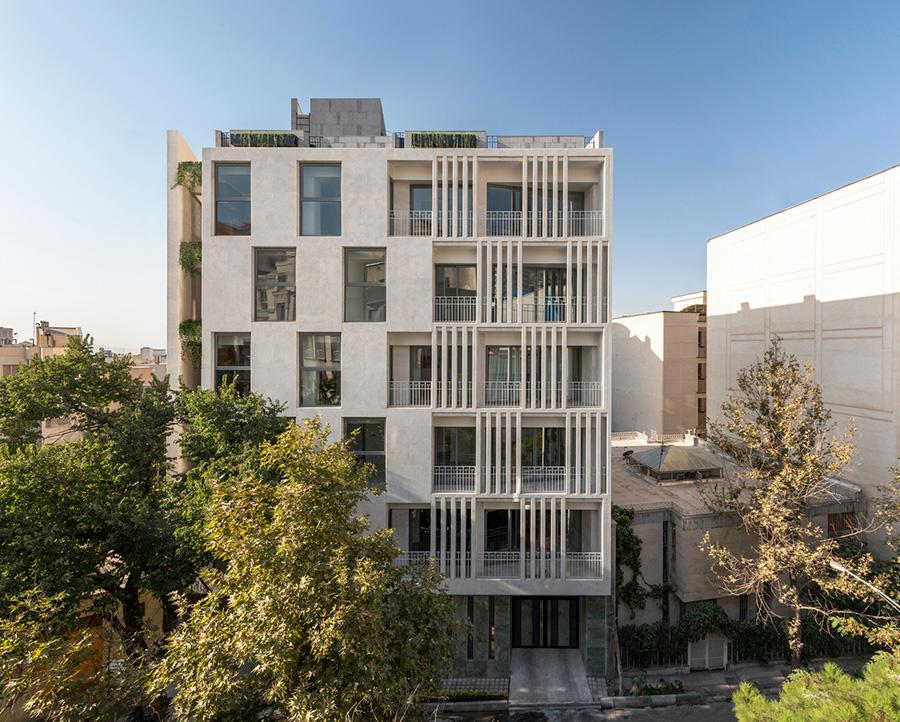 معماری خانه شماره 6