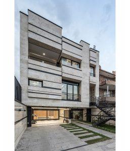 معماری خانه رایا