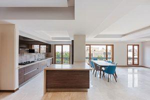 معماری و طراحی داخلی ساختمان باریت