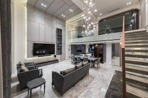 بازسازی آپارتمان بلوار