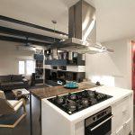 بازسازی آپارتمان خورشید