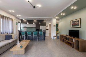 بازسازی آپارتمان مسکونی خانه ی آرام