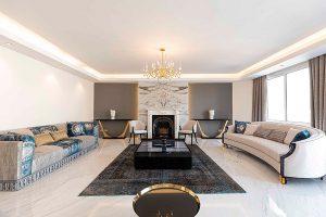بازسازی آپارتمان مسکونی گلپاد