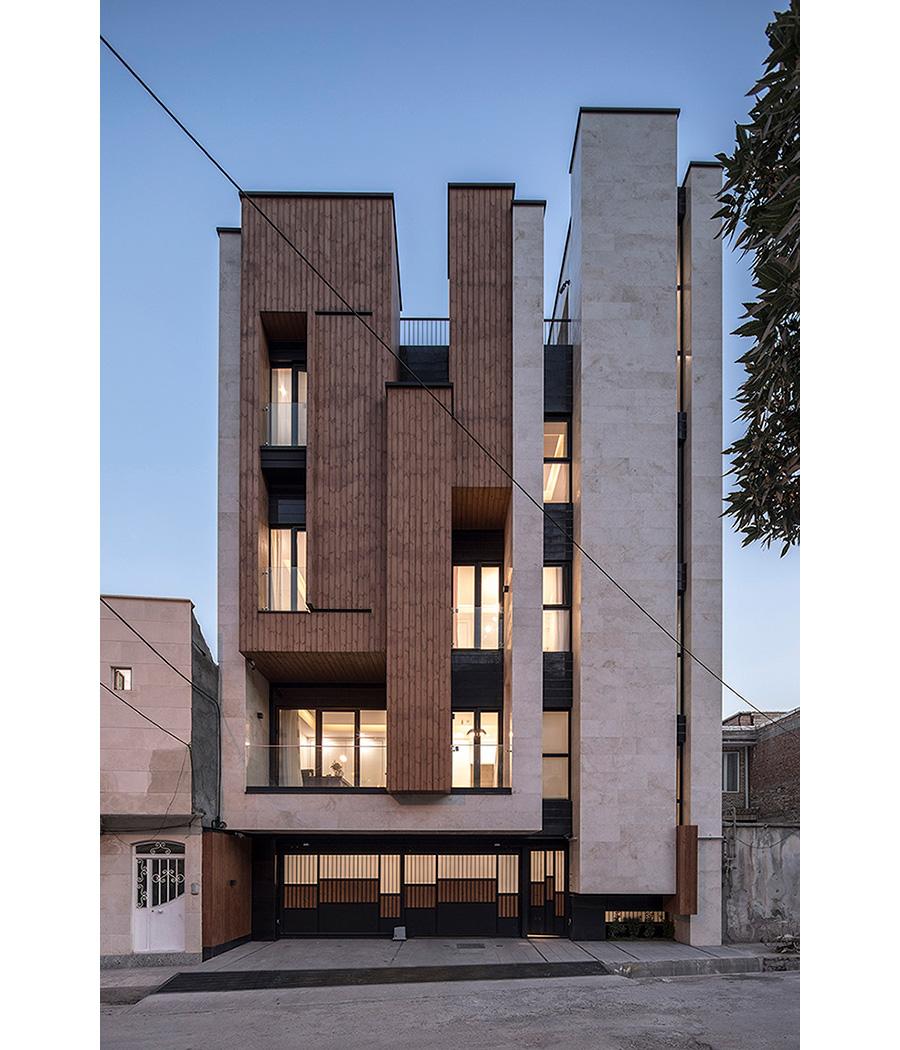 معماری خانه امید