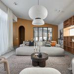 دکوراسیون داخلی آپارتمان مسکونی
