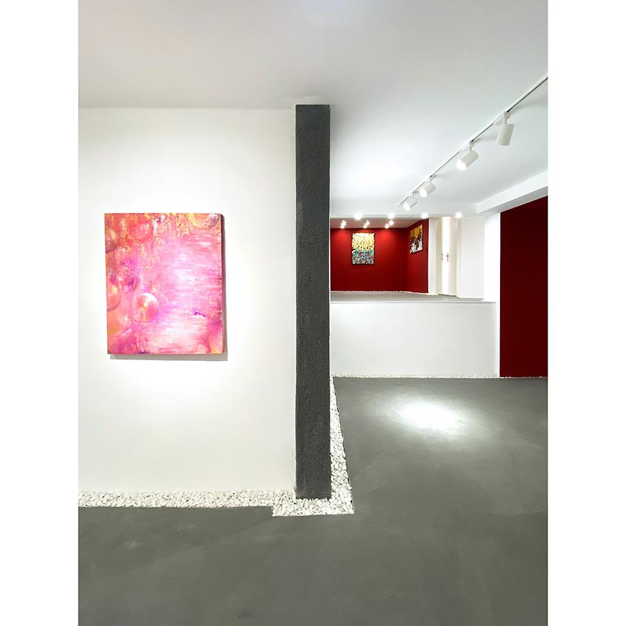 طراحی گالری هنر و معماری همان
