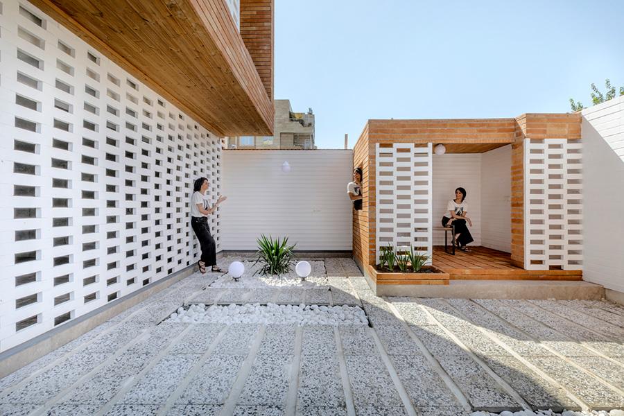 معماری خانه همایونی