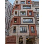 معماری ساختمان مسکونی سپهر