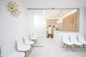 بهترین طراحی مطب و کلینیک