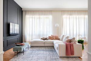 بهترین طراحی داخلی منزل مسکونی