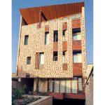 معماری آپارتمان بهشت