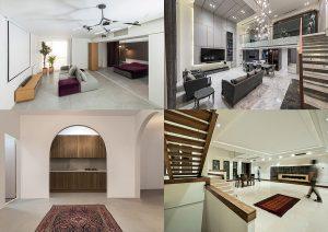 طراحی داخلی خانه های مدرن ایرانی
