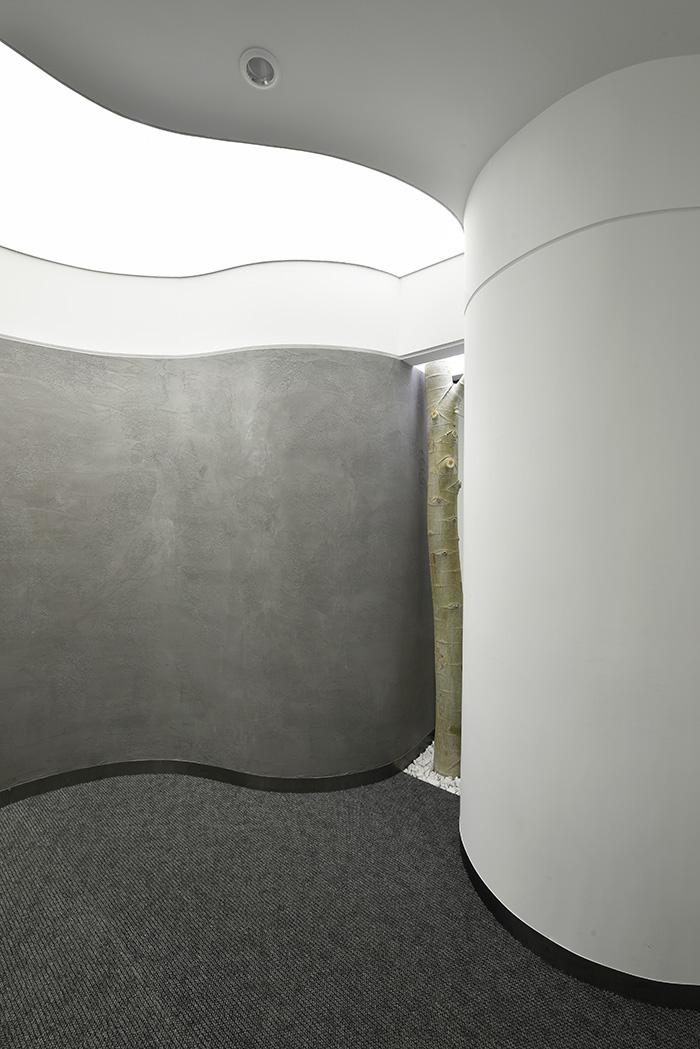 طراحی داخلی دفتر مشاور املاک یوسفیان