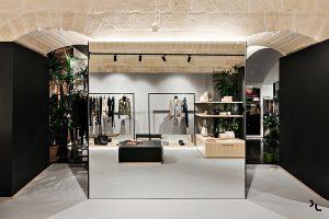 بهترین طراحی داخلی مغازه