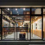 دیزاین عینک فروشی