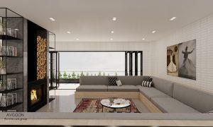 انواع طراحی داخلی منزل