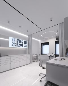 انواع طراحی کلینیک و مطب