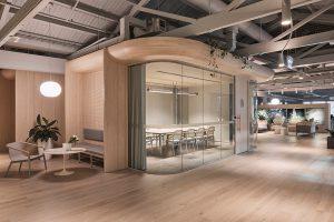 بهترین طراحی داخلی دفترکار مدرن