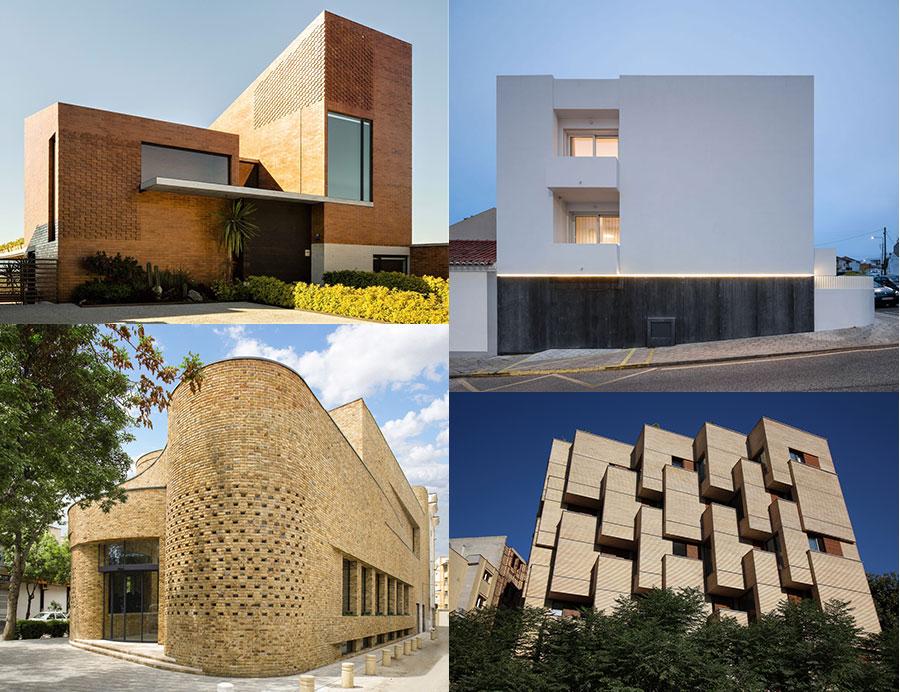 عکس نمای ساختمان ساده و ارزان