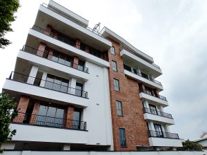 معماری آپارتمان مسکونی ترنج