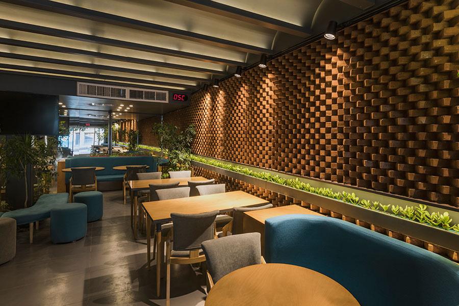 طراحی رستوران ایران برگر