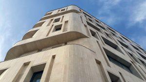 معماری ساختمان مسکونی گل افشان