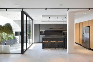 طراحی داخلی آپارتمان کوهپایه