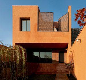 معماری ویلا مایان