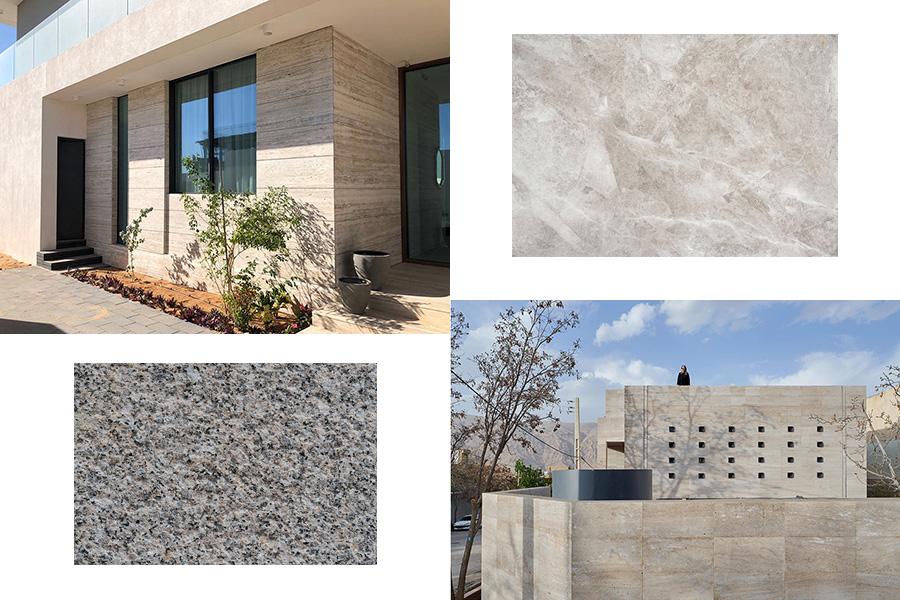 بهترین سنگ نمای ساختمان
