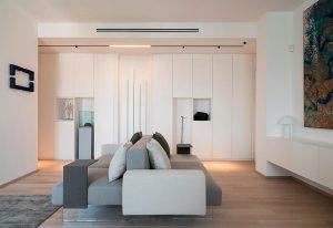طراحی و دیزاین داخلی آپارتمان
