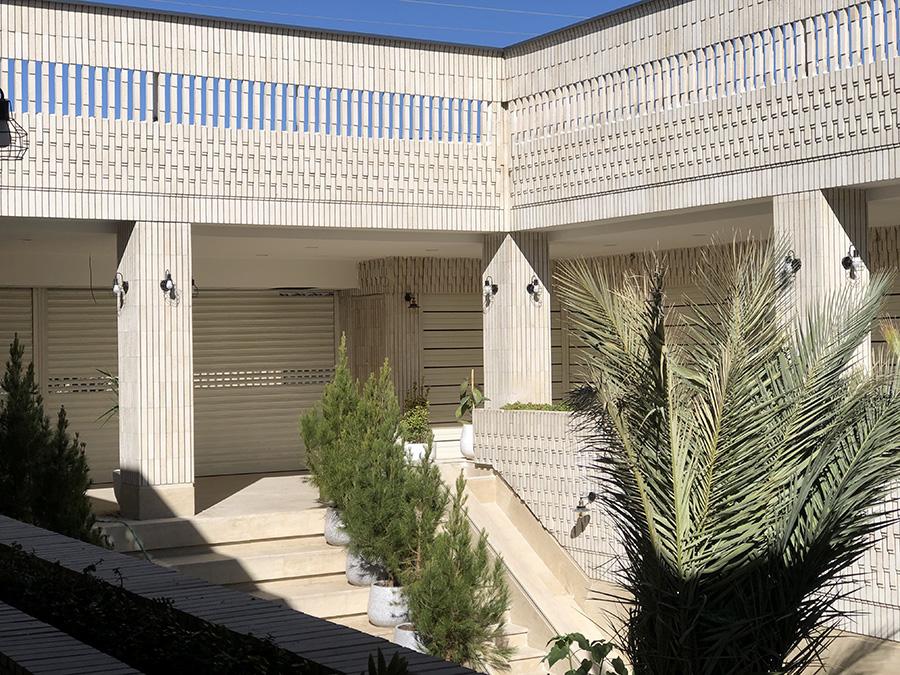 معماری بازارچه بوستان