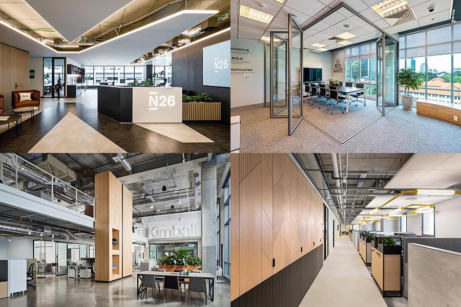 سفارش طراحی داخلی و دکوراسیون دفترکار