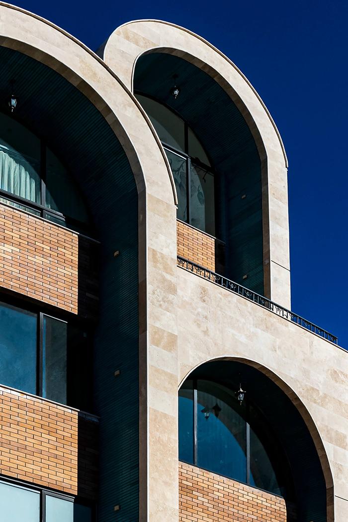معماری ویلای چشم دره