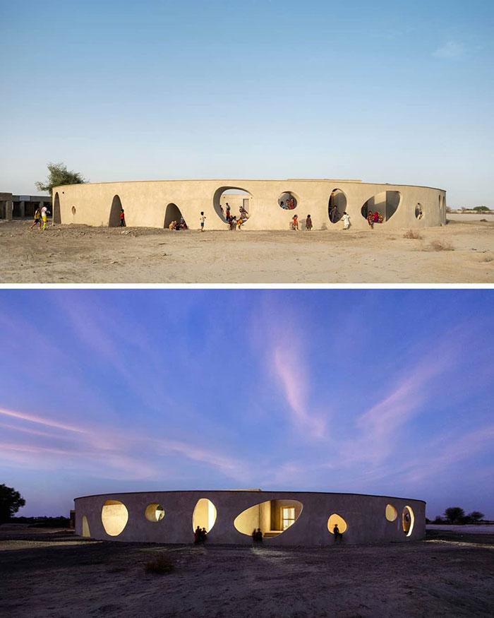 اعلام برندگان جایزه معمار 1400