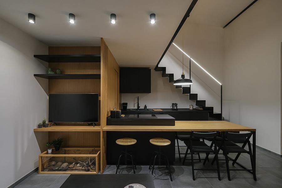 دکوراسیون خانه های مدرن کوچک