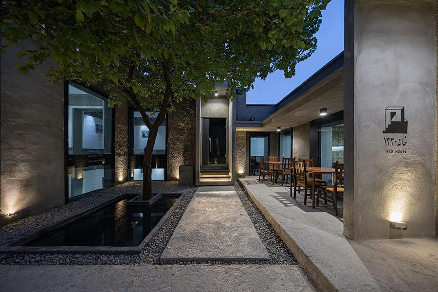 طراحی و بازسازی خانه 1330
