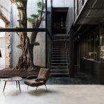 طراحی کافه رستوران مدرن